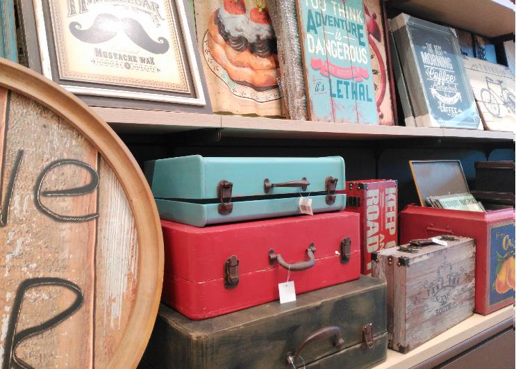 Artículos Vintage tienda Retif
