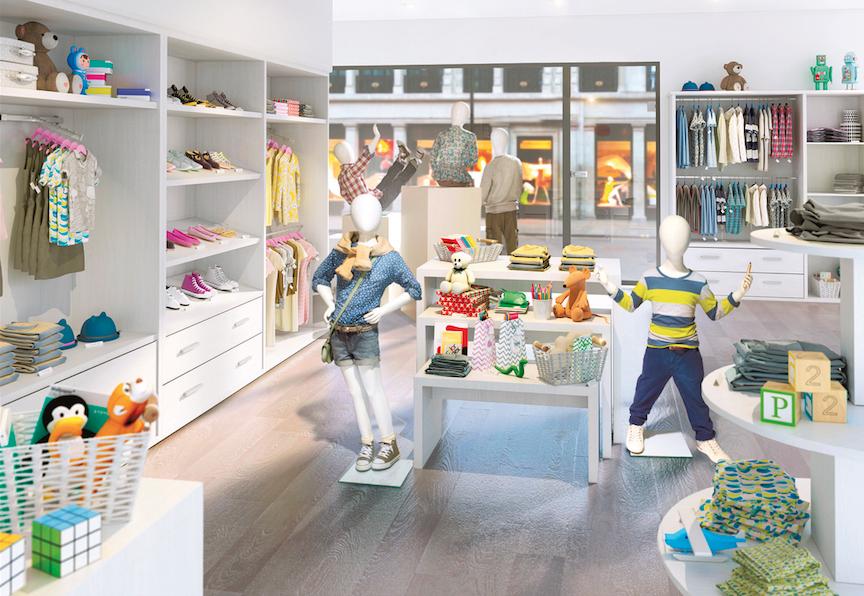 Mobiliario para tiendas: básicos para tu negocio