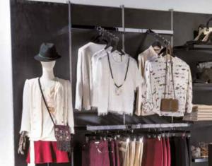 Exposiciones de productos para tiendas