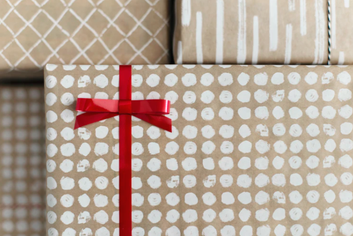 Descubre nuestras ideas para envolver los regalos
