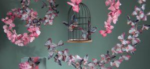Decoración Primavera Retif Jardín Del Eden