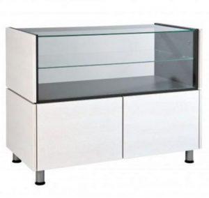 Mostrador Vitrina Banko de mobiliario para tiendas