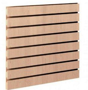 Panel de Lamas R15 1Arce de mobiliario para tiendas