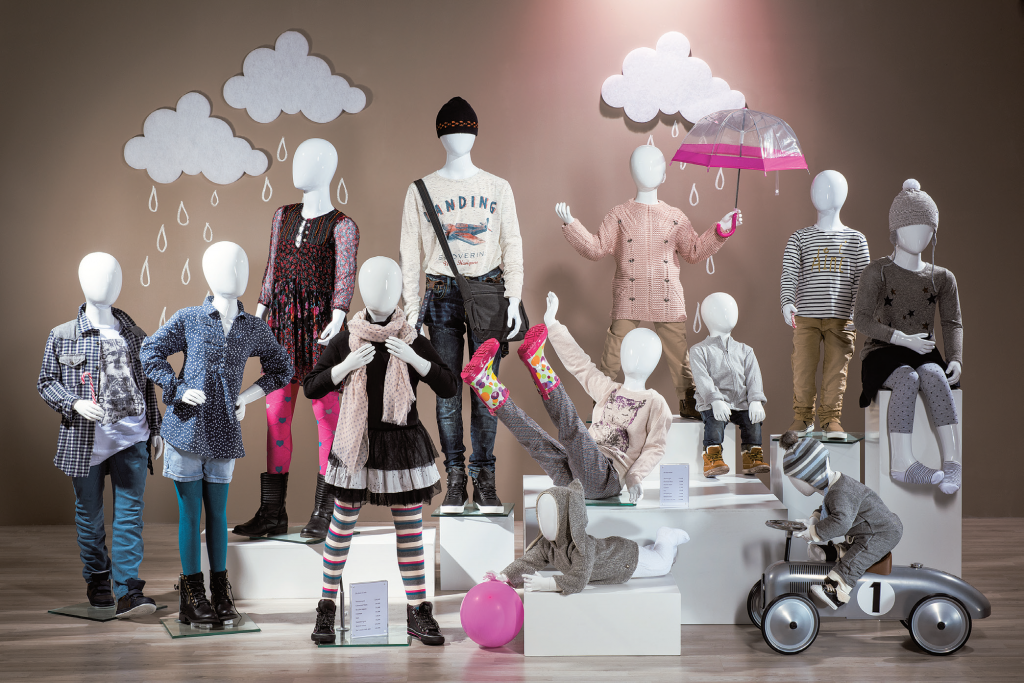 Tienda de moda infantil