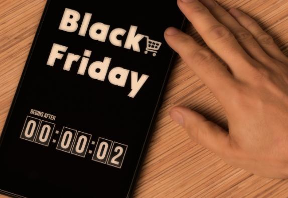 Como promocionar el Black Friday – stands Black Friday