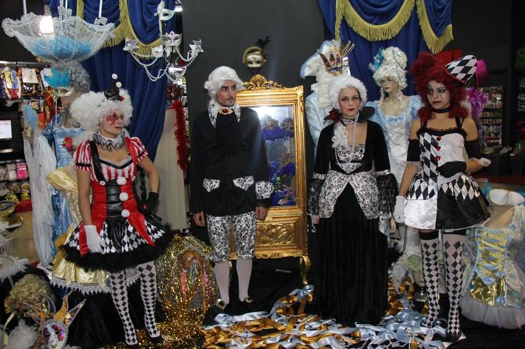 Tienda temática Carnaval